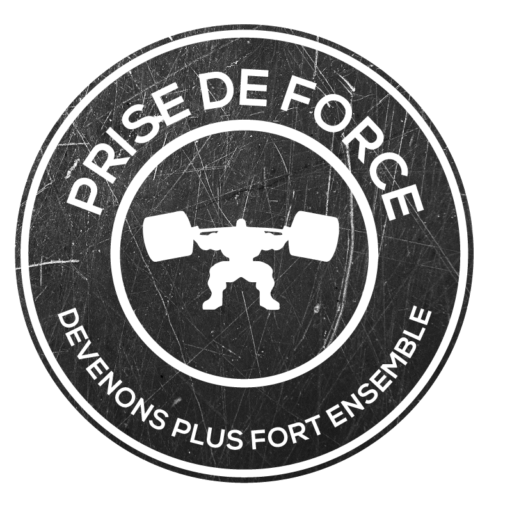Devenons plus fort ensemble  Logo